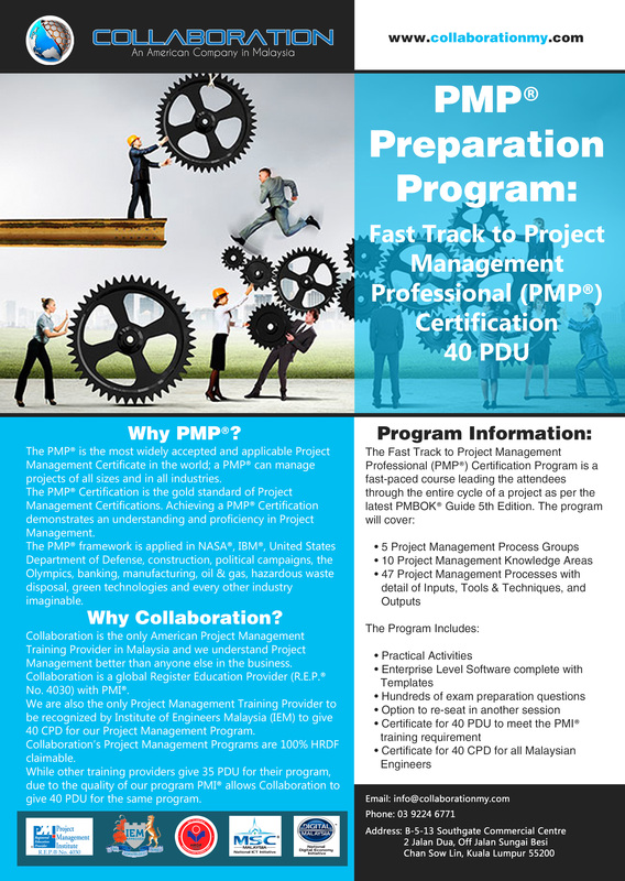 Project Management Collaboration Enterprises Sdn Bhd An American